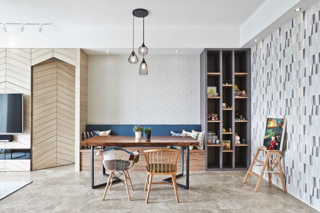 Corals Space Define Dining Scandinavian Interior Design Home Room Design Home