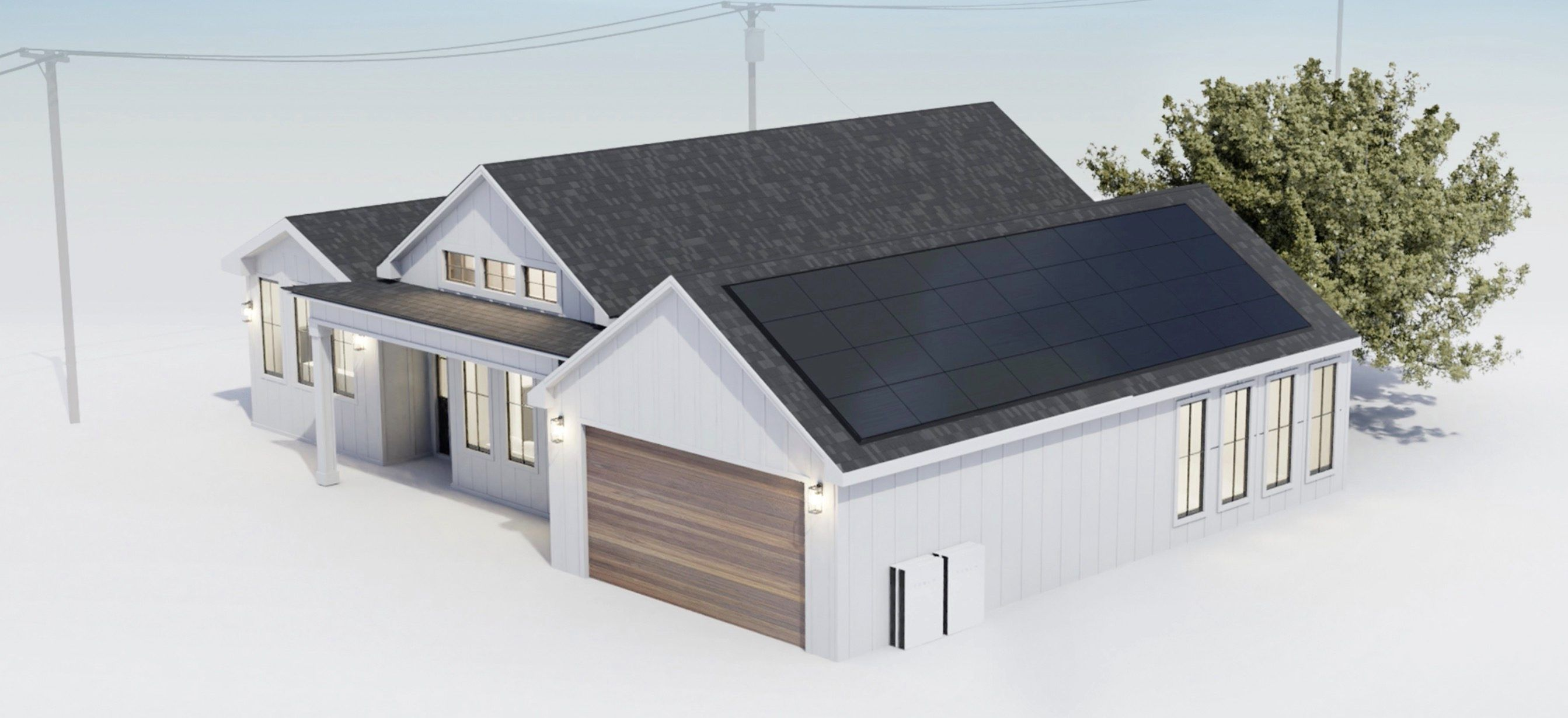 Tesla Is Considering A Home Energy Package With Solar Powerwall Ev Charger Bundle Https T Co Ca3qn2uvab By Fredericlambert Bjmt In 2020 Powerwall Solar Tesla