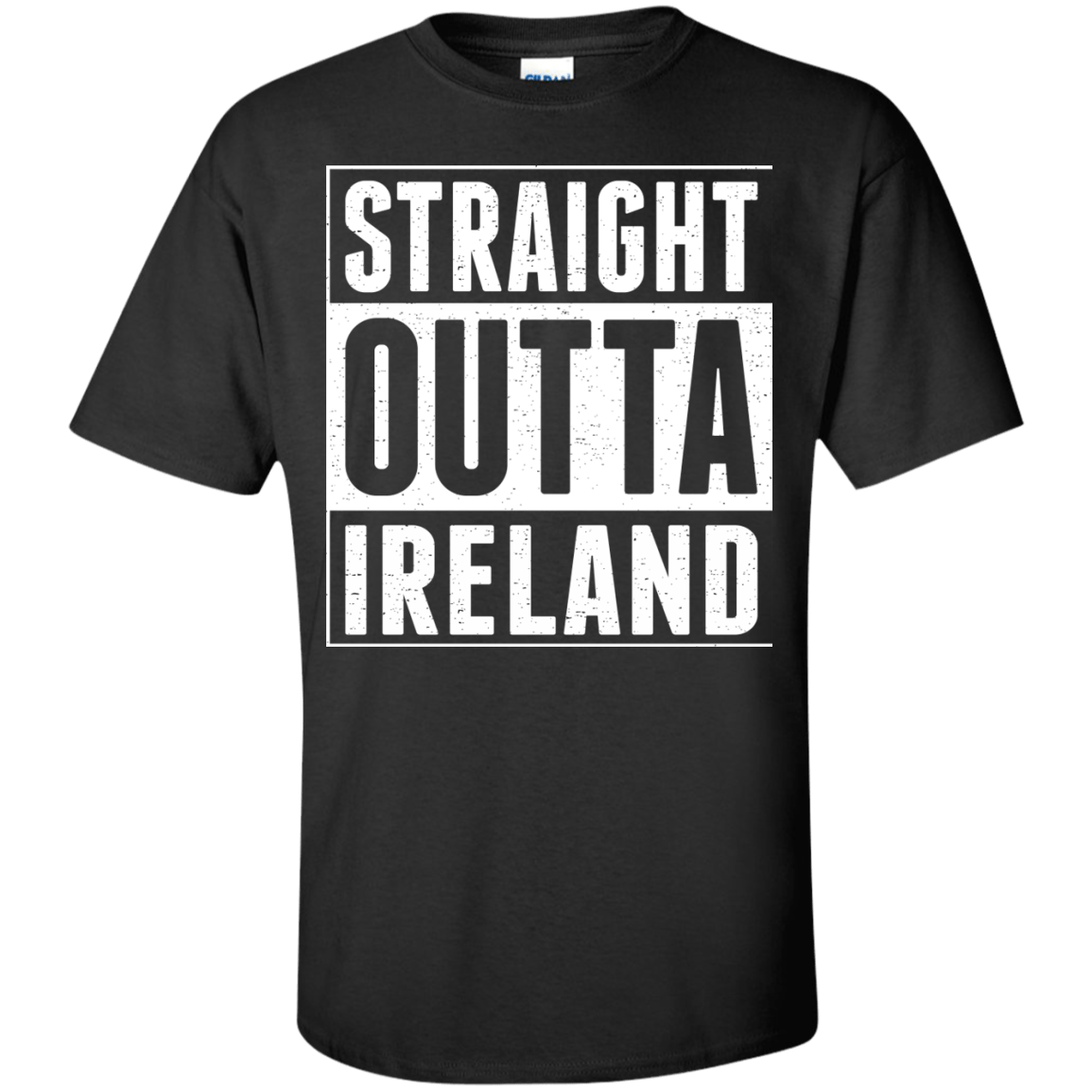 Straight Outta Ireland. Product Description We use high quality and Eco-friendly material and Inks! We promise that our Prints will not Fade, Crack or Peel in the wash.The Ink will last As Long As the Garment. We do not use cheap quality Shirts like other Sellers, our Shirts are of high Quality and super Soft, perfect fit for summer or winter dress.Orders are printed and shipped between 3-5 days.We use USPS/UPS to ship the order.You can expect your package to arrive...