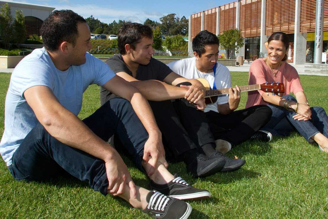 The future is brown - Massey University
