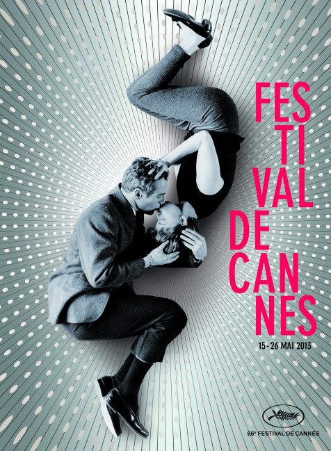 Poster 67° Festival De Cannes 14-25 Unused 2014 Film Decor Quality