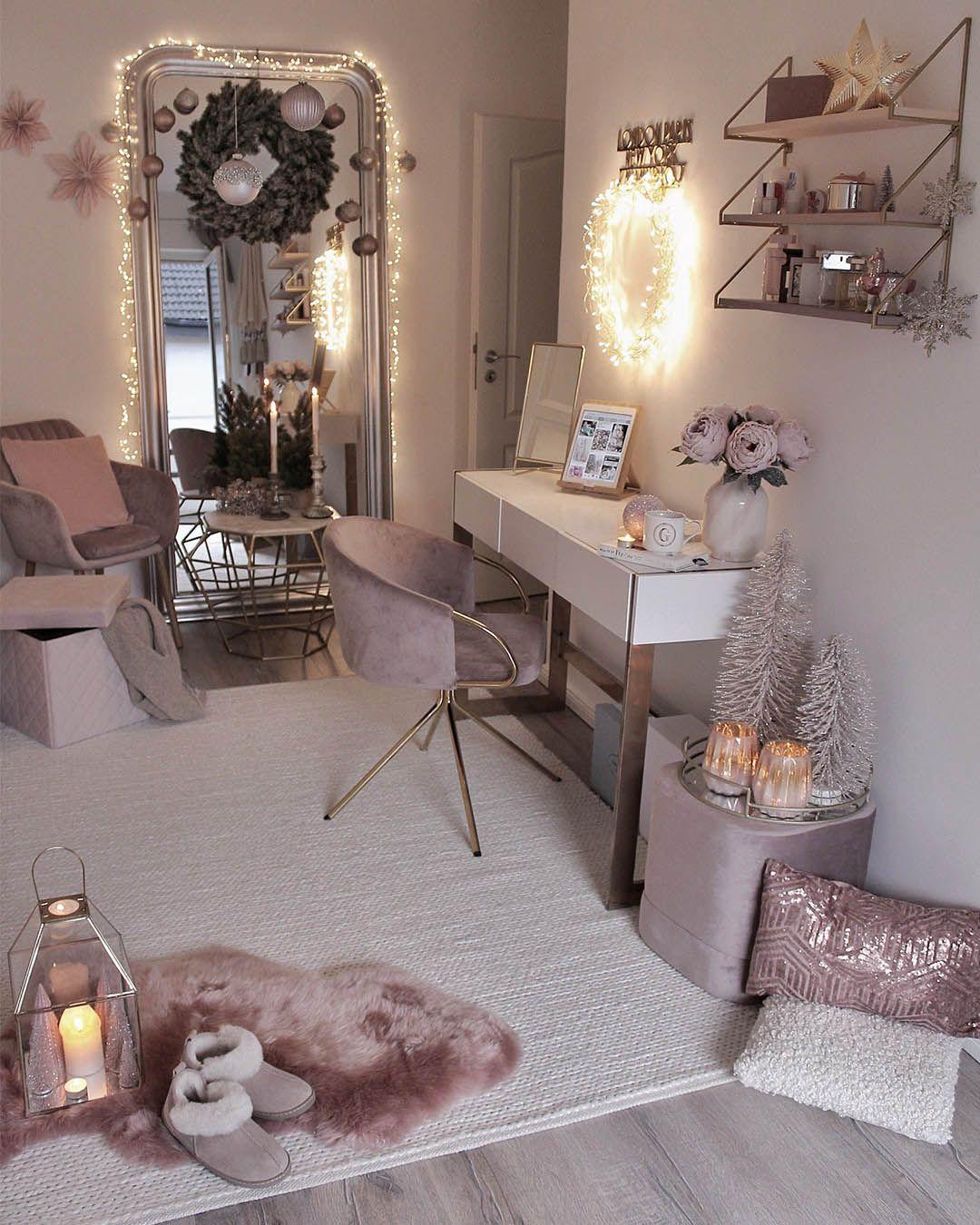 Zauberhafte Weihnachtsdeko für ein behagliches Zuhause!😍