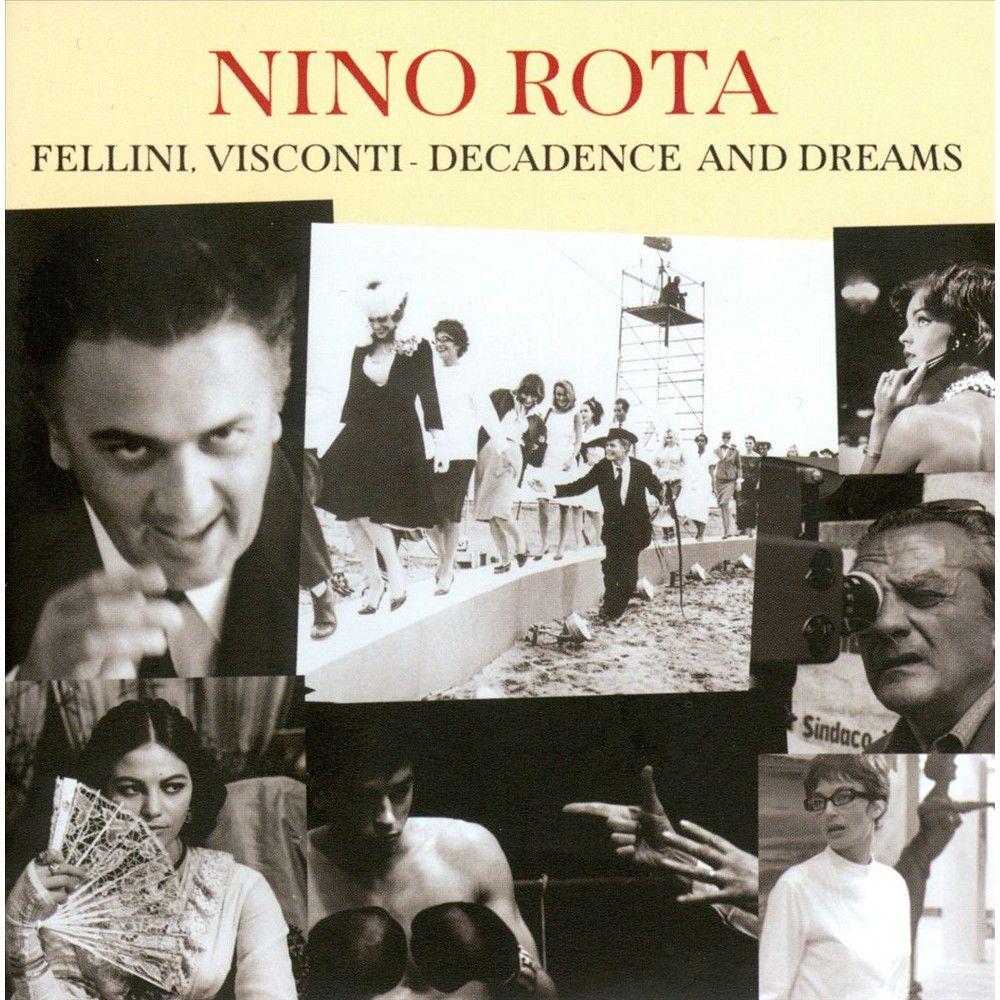 Nino Rota - Decadence and Dreams (CD)