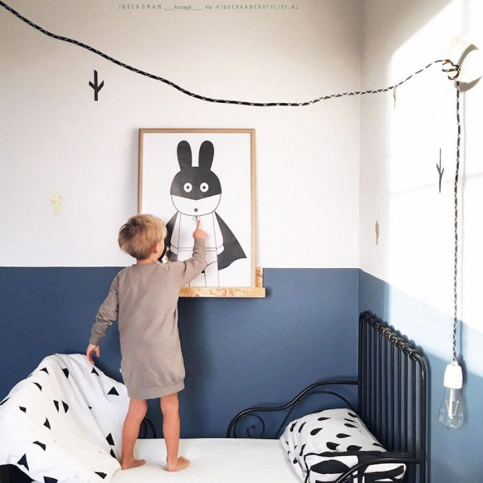 Jongensslaapkamer knaapje instagram | kids room | Pinterest ...