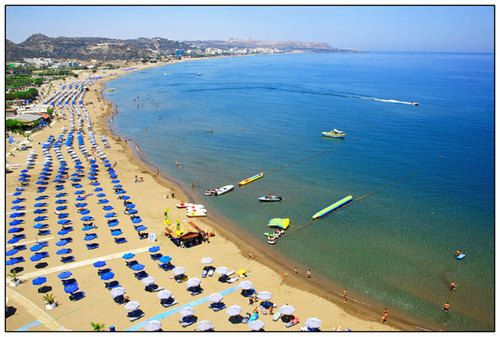 Faliraki beach pics 79