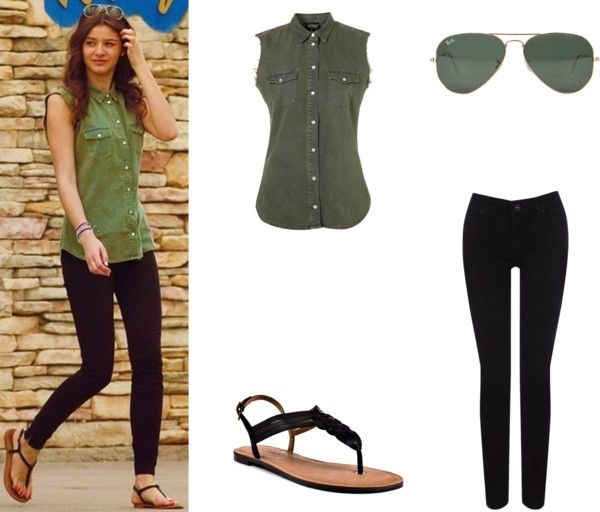 """Eleanor Calder"" by peetalover55 on Polyvore"