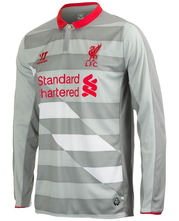 1e666523775 New Liverpool Third Goalkeeper Kit 2014 15 - very nice!