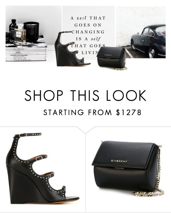"""""""living"""" by jofrebcn ❤ liked on Polyvore featuring Les Petites... and Givenchy"""