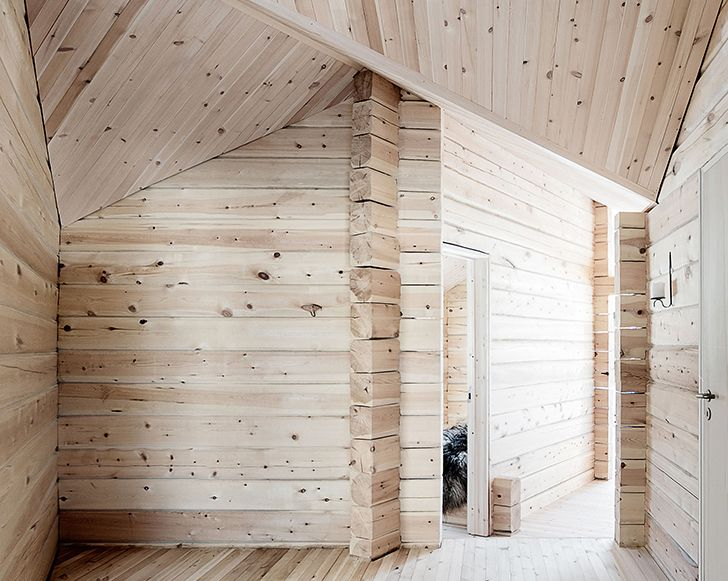 This Amazing Log Cabin In Norway Is Worthy Of A Modern Day Viking