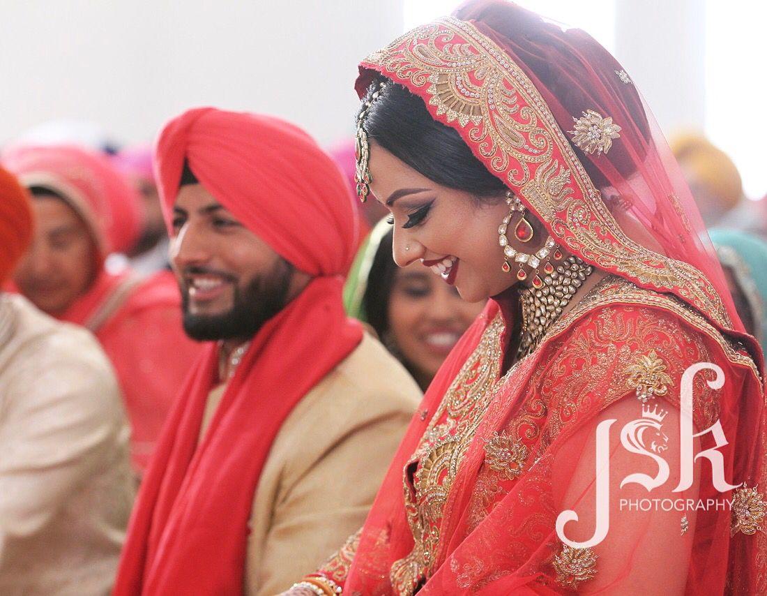 Indian Wedding Moment Between Bride And Groom
