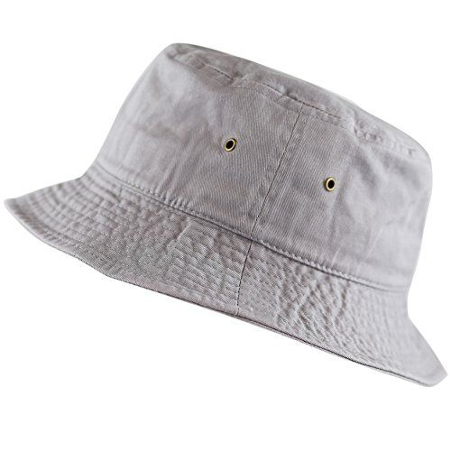 14cd4eb88 The Hat Depot 300N Unisex 100% Cotton Packable Summer Tra ...