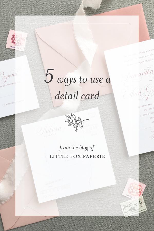 Detail Card Wording Wedding etiquette, Map wedding