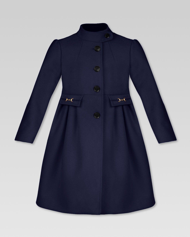 3547fd03dabf5e Gucci Wool Single-Breasted Coat