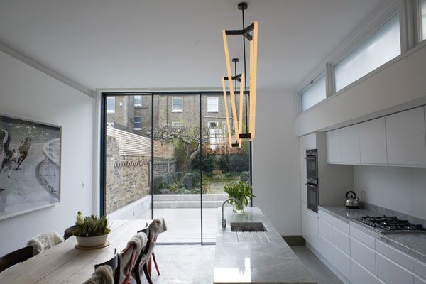 Emma Pocock and Bunny Turner: interior design for London terrace houses   Your home & garden   Homes & Property