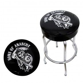 Sons of Anarchy Reaper Bar Stool