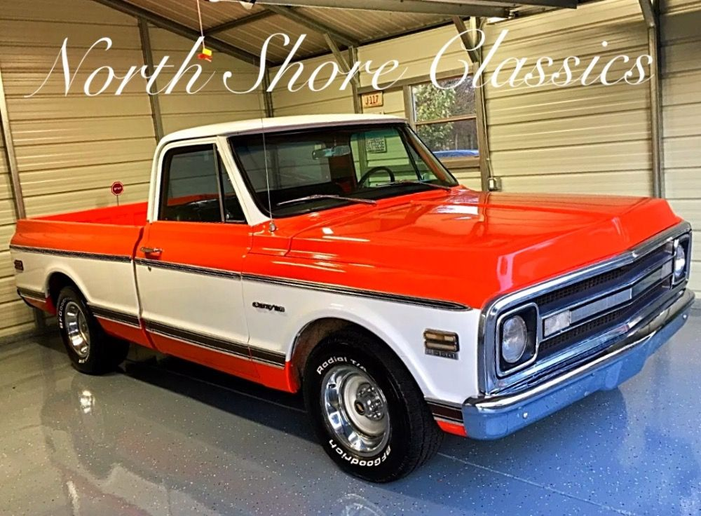 Used 1970 Chevrolet C10 Cst 10 Shortbed Restored Condition See