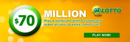 Playlottoworld.com - OZ Millions Lotto Draw : Play oz lotto millions draw in a syndicate at www.playlottoworld.com and make all your dreams true. For more information visit us today.   playlottoworld