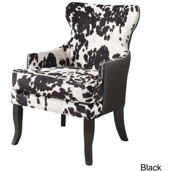 Worldwide Angus Ii Accent Chair 353 Liked On Polyvore