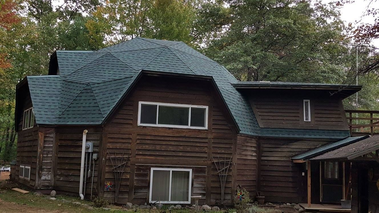 Best Atlas Pinnacle Pristine Roofing Shingle In Pristine Green 400 x 300