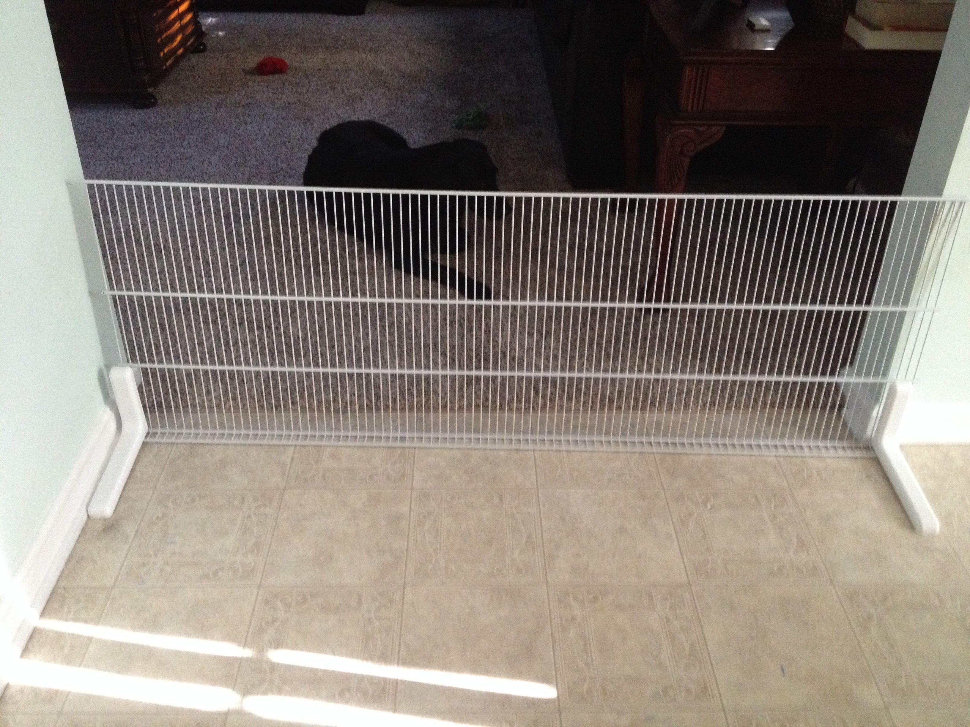 Diy Pet Gate Pet Gate Diy Dog Gate Pet Gate Cat Gate