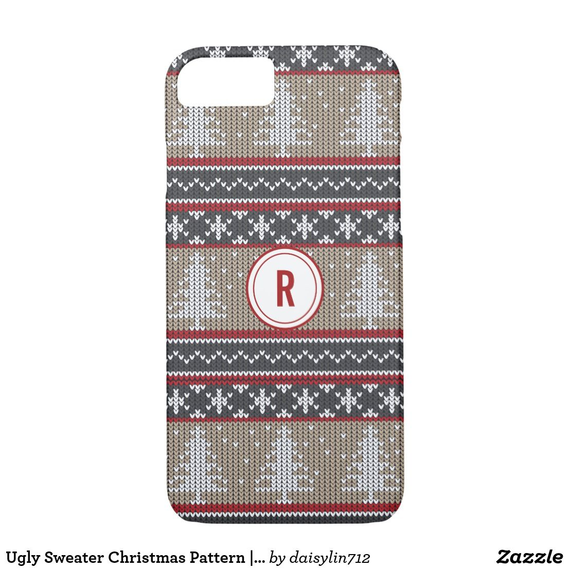 7a51eed1a Ugly Sweater Christmas Pattern