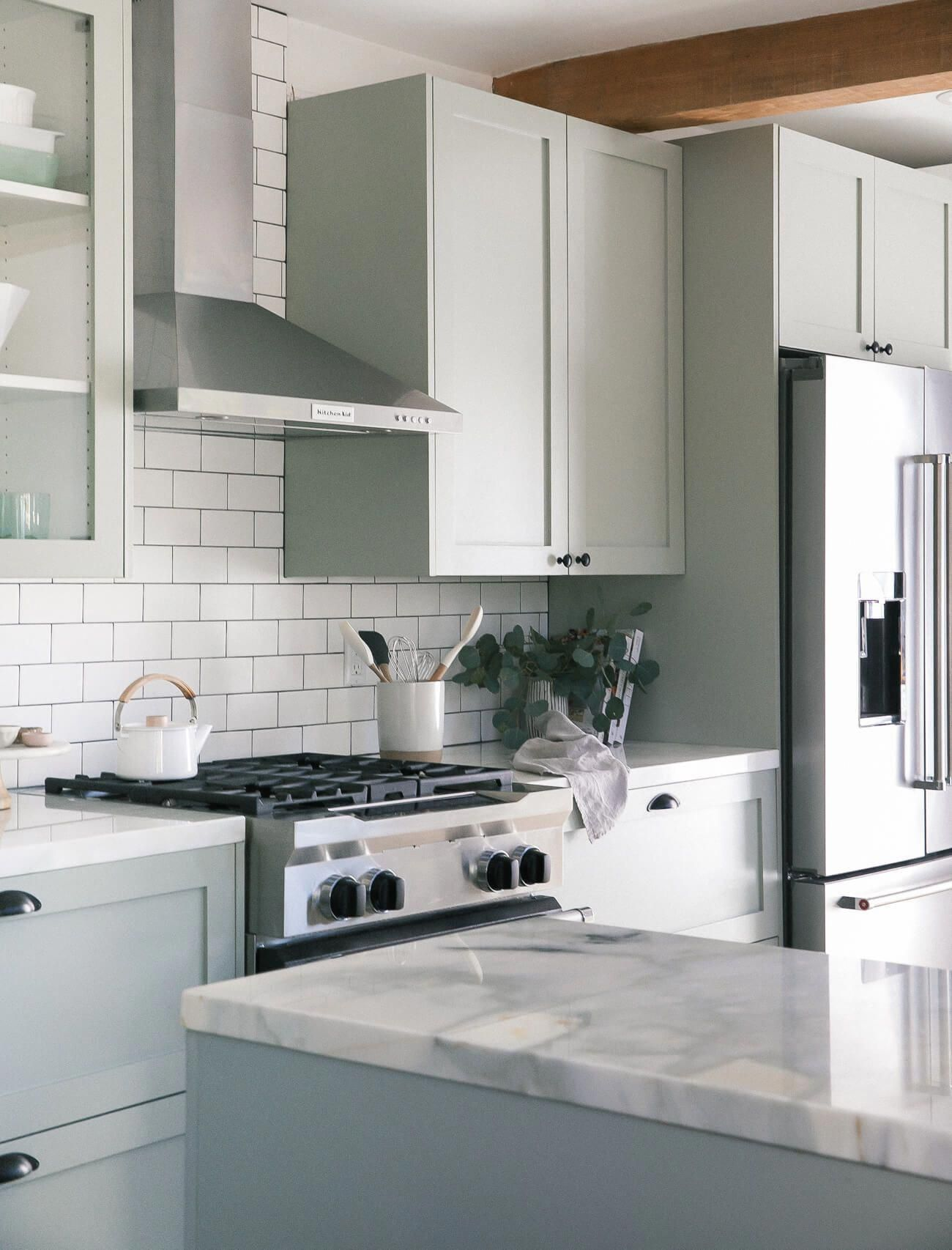 A Cozy Kitchen Renovation Review on Ikea with