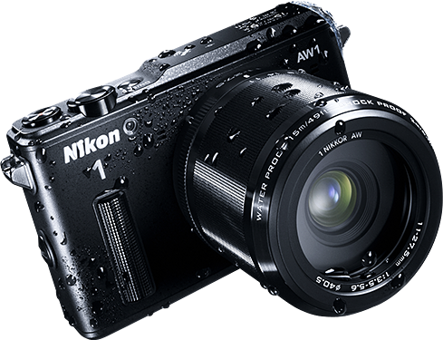 Nikon1 AW1