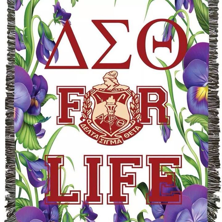 Dst Is A Lifetime Commitment Delta Sigma Theta Gifts