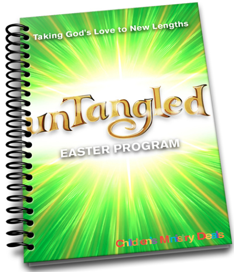 Untangled Easter Program Free For A Limited Time
