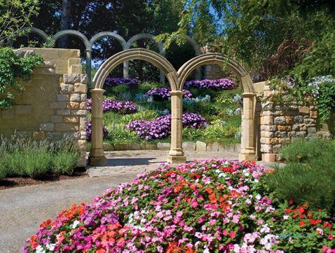 Superieur Cleveland Botanical Garden, Ohio