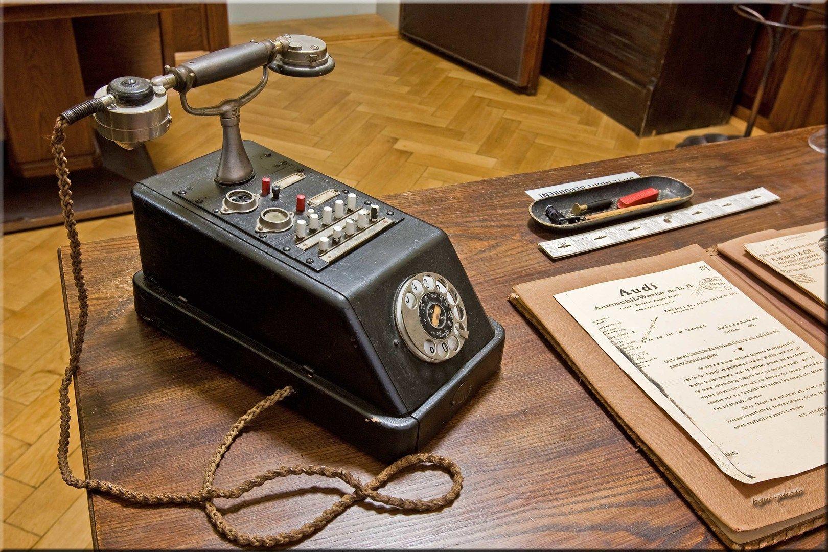 Horch's Telefon