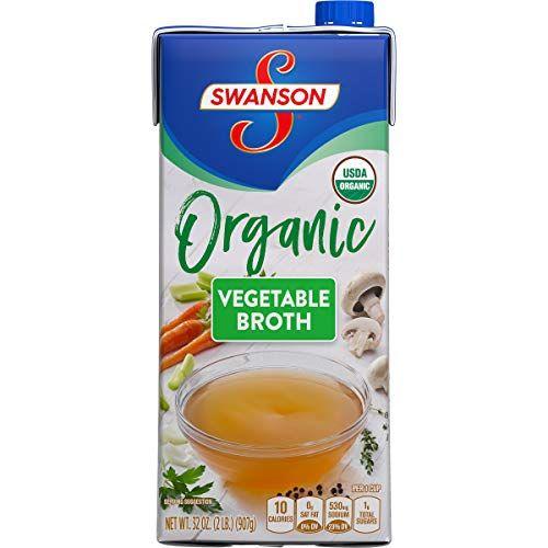 Swanson Cooking Stock, Seafood | Organic broth, Broth ...