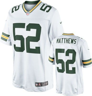 promo code d968f 840a7 Green Bay Packers Jersey: Away White Color Nike | I bleed ...