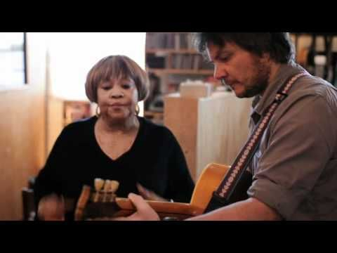 "Mavis Staples & Jeff Tweedy, ""You Are Not Alone"""