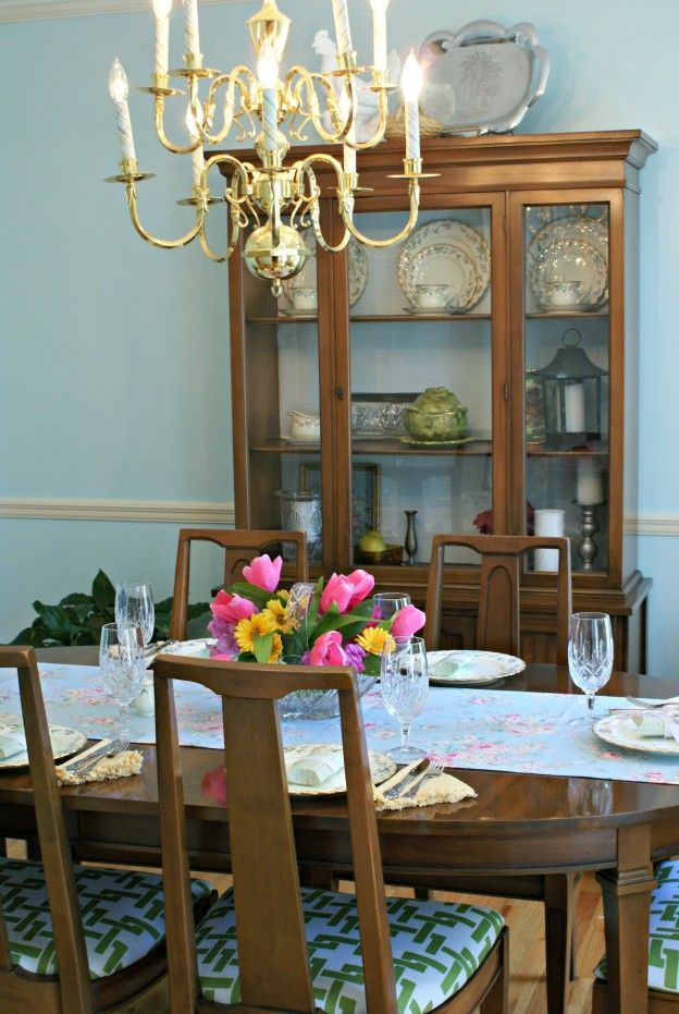 A Dining Room Makeover on a Budget Room decor, Dining