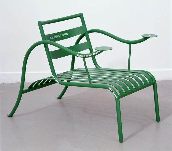 Jasper MORRISON Fauteuil Thinking Manu0027s Chair,1986 Images