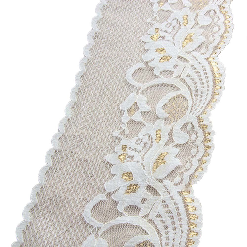 4 3 4 Polyester Embroidery Lace Trims By 1 Yard Check Out This