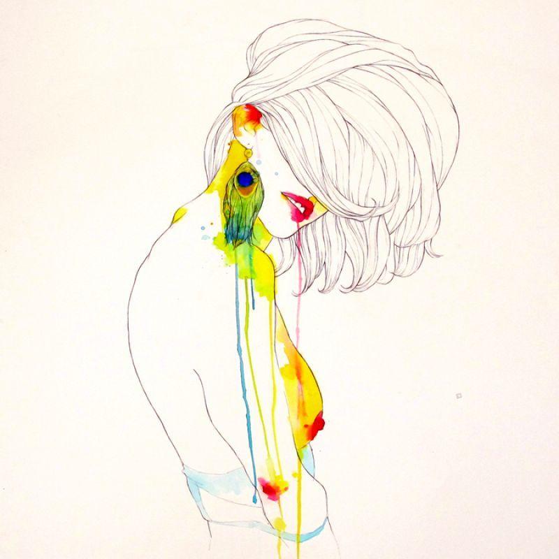 MISCELANEA · Artworks: Cosas Intimas #66 -
