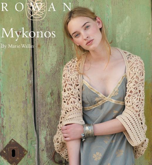 Free Crochet Pattern From Rowan Mykonos By Marie Wallin In Cotton
