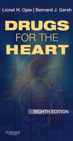 Drugs for the Heart 8th Edition PDF | drug | Pinterest | Pdf and Books
