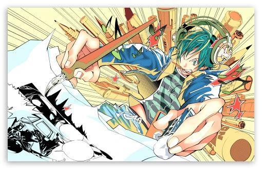 Download Drawing Hd Wallpaper Anime Manga Artist Drawings