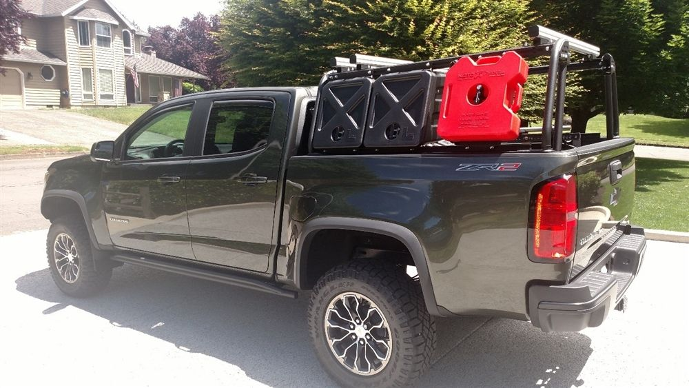 Looking For A 2017 Chevy Bed Rack Leitner Designs Active Cargo