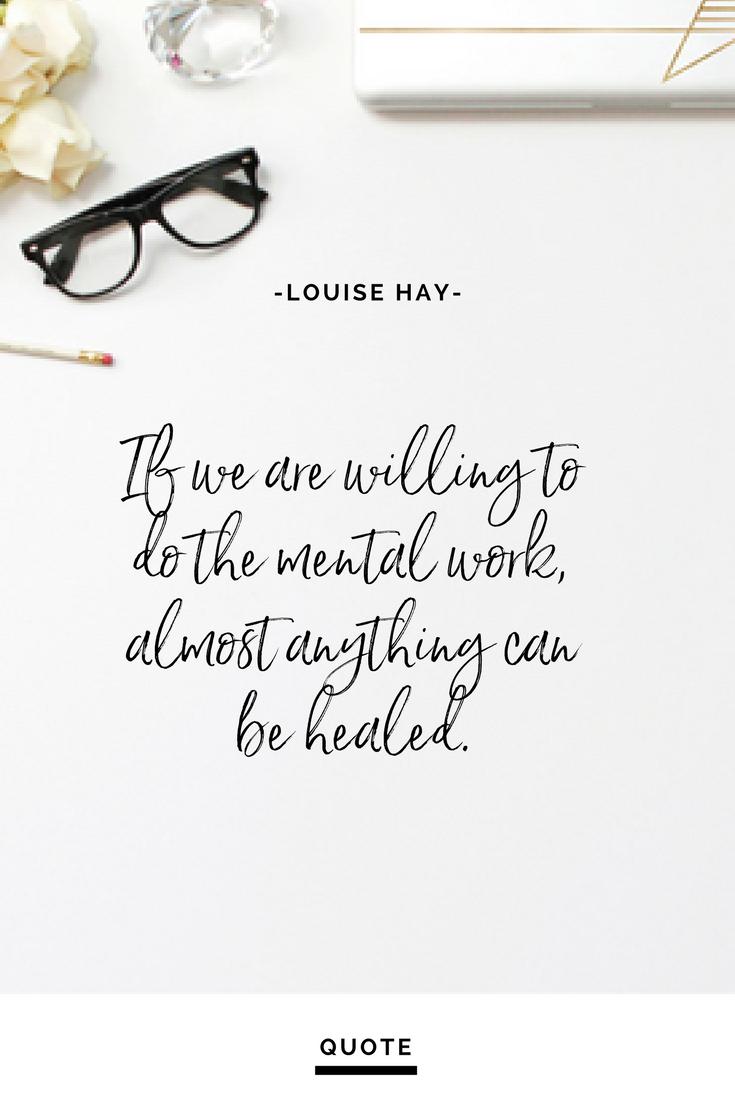Self Help Quotes Mental Work Healing Selfimprovement Selfhelp Inspirational