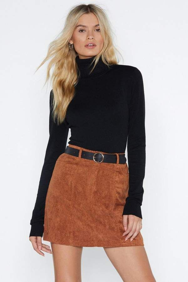 Oh Well Turtleneck Sweater | Nasty Gal