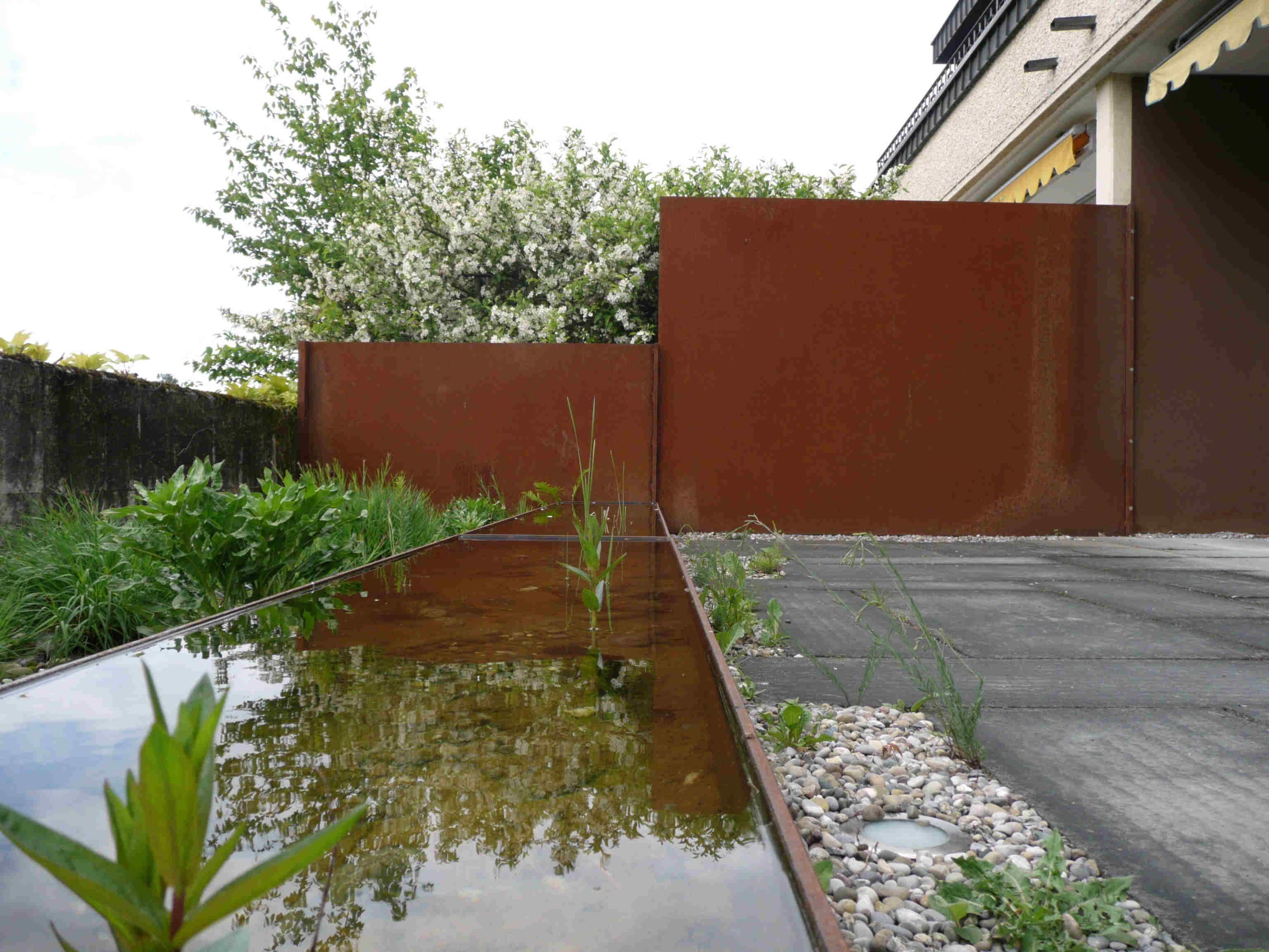Gartengestaltung 16 g rten wiesengrund pinterest for Gartengestaltung rost