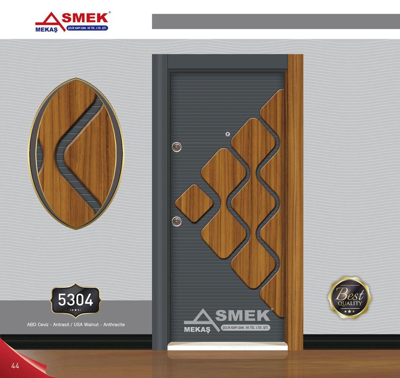 Asmek Steel Door adlı kullanıcının Doors panosundaki Pin ...