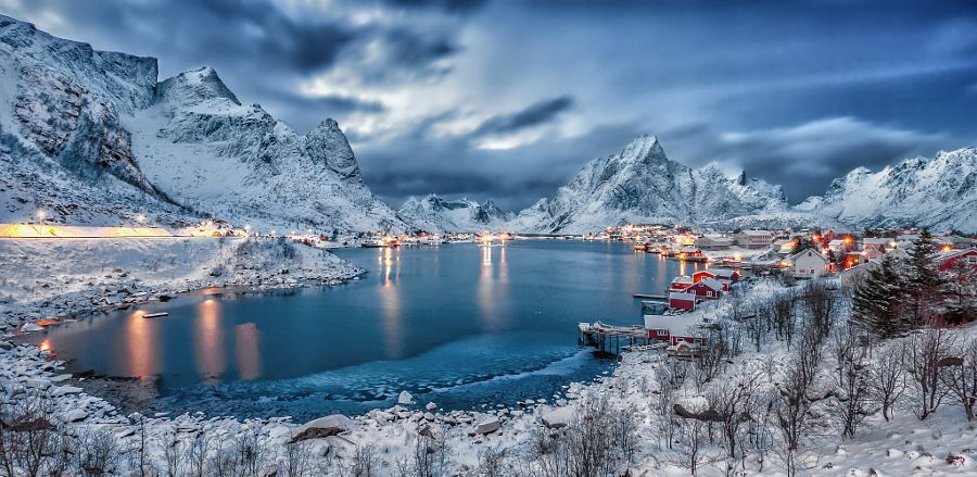Photograph Reine by André Wandrei on 500px
