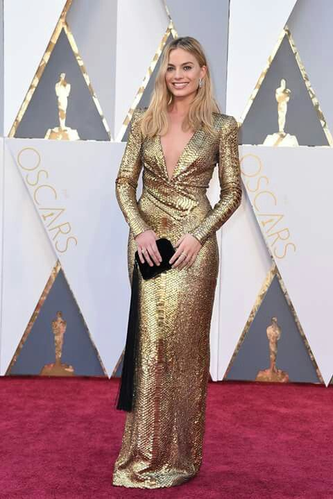 Óscares 2016|Margot Robbie