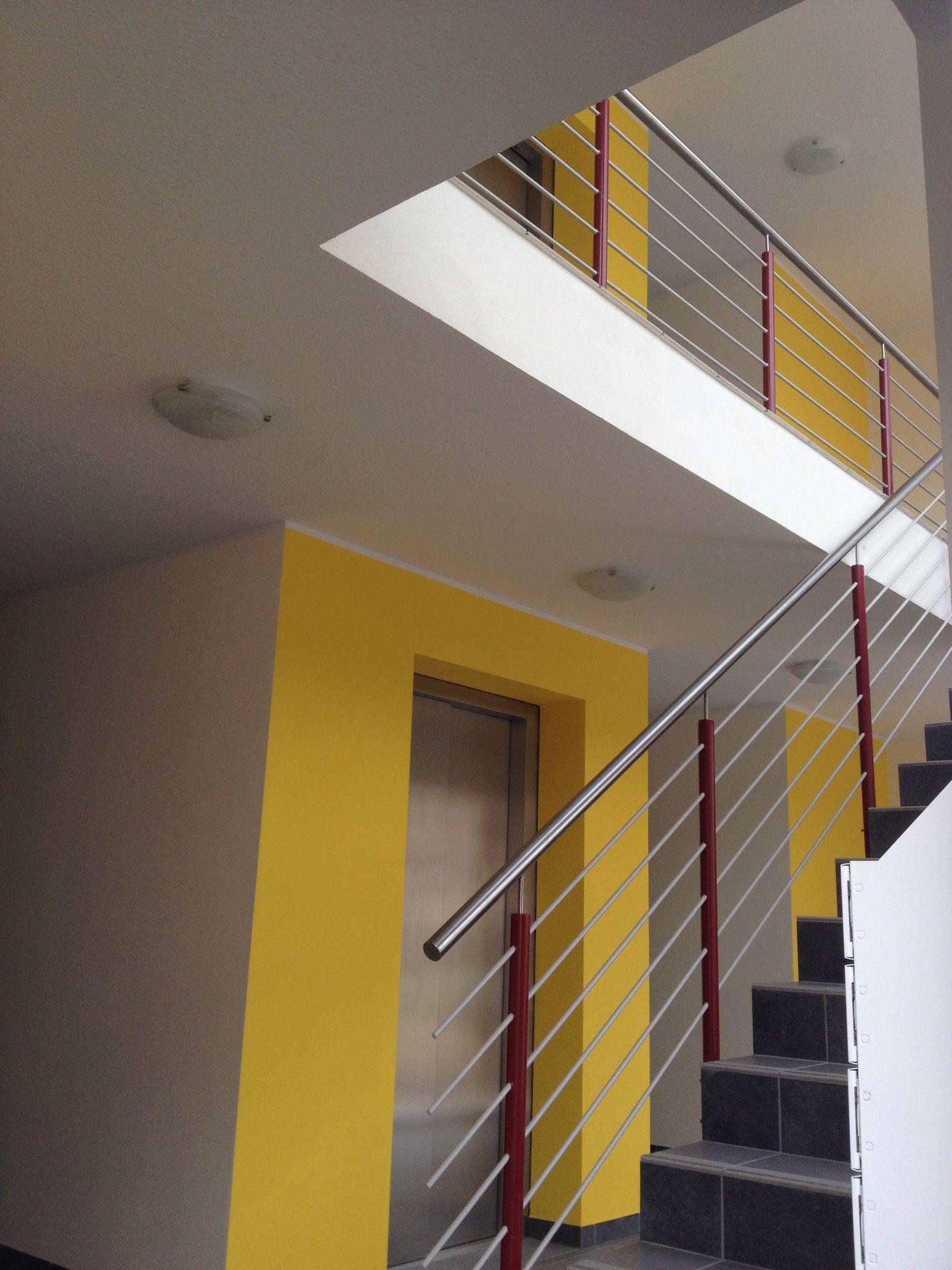 Treppenhaus Gestaltung. | Treppenhaus | Pinterest Gestaltung Treppenhaus Altbau