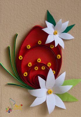 Pin by jadwiga helena on kartki wielkanocne pinterest quilling neli preparation for easter holidays mightylinksfo